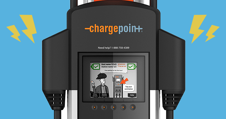 Chargepoint banner